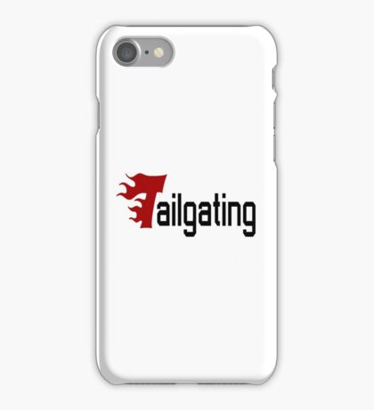 Tailgating Sports iPhone Case/Skin