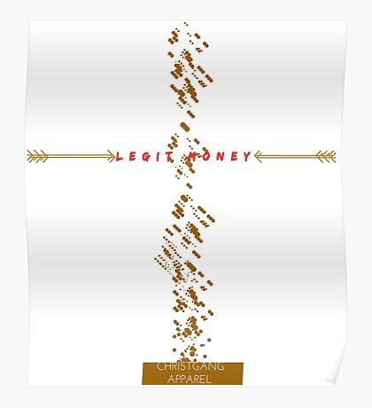Legit Money Poster