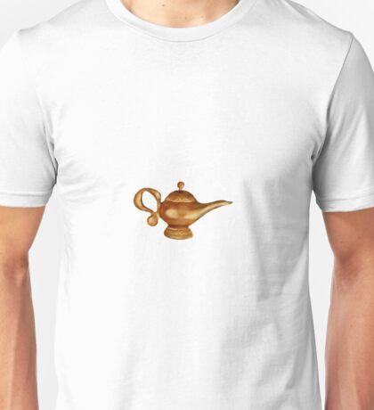 Genie Lamp Unisex T-Shirt