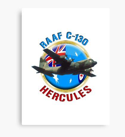 RAAF C-130 Hercules  Canvas Print