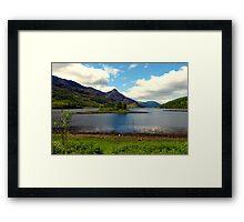 The Grandeur of Scotland Framed Print