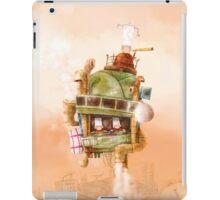 Banxu explorers iPad Case/Skin