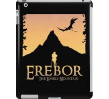 Erebor - The Lonely Mountain (The Hobbit) iPad Case/Skin