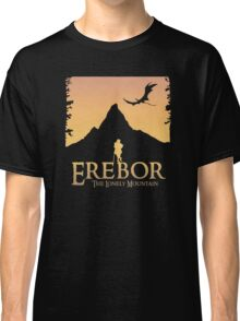 Erebor - The Lonely Mountain (The Hobbit) Classic T-Shirt