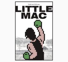 Punch-Out - Little Mac Rocky Poster by CheatCode