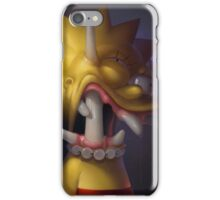 Lisa Simpson- Tooth Problem iPhone Case/Skin