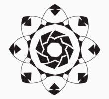 Mandala #217 || Mono Kids Clothes