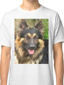 YOUNG MALE GERMAN SHEPHERD Classic T-Shirt