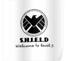 S.H.I.E.L.D- welcome to level 7 Poster
