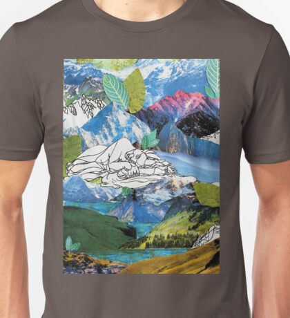 Up in the Mountains Unisex T-Shirt