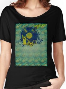 Music Collage 76 Women's Relaxed Fit T-Shirt