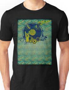 Music Collage 76 Unisex T-Shirt