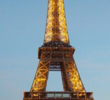 Paris - Eifel tower Sticker