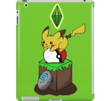 Poke-Craft iPad Case/Skin