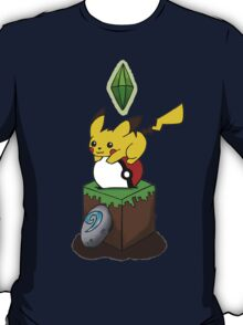 Poke-Craft T-Shirt