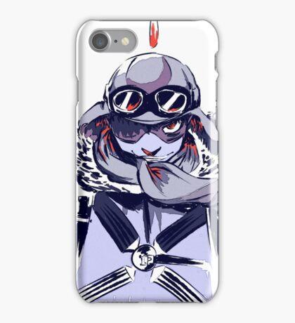 Drifters Naoshi Kanno iPhone Case/Skin
