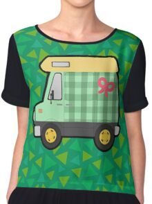 ISABELLE'S RV Chiffon Top