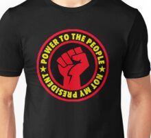 Power to the People - Not my President Unisex T-Shirt