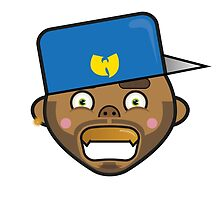 Method Man - Wu-Tang Clan by Askom