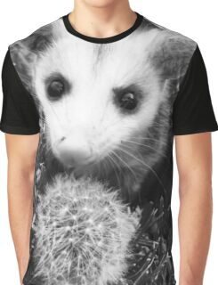 Tremble the Baby Opossum #2 Graphic T-Shirt