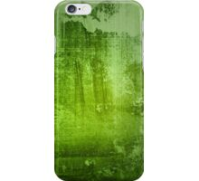 Reststop Wall; Vintage Old School Series iPhone Case/Skin
