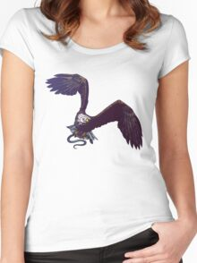The Hunt Women's Fitted Scoop T-Shirt
