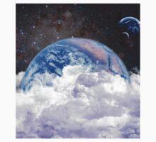 earth in space Kids Tee