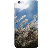 Silky breezes iPhone Case/Skin