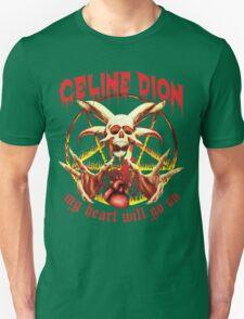 My Heart Will Go on Metal Shirt Unisex T-Shirt