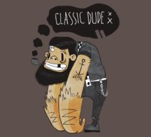 Classic dude by Bishok
