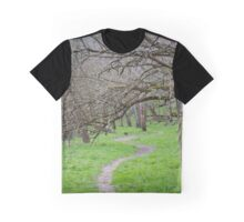 The Winding Path Graphic T-Shirt