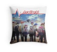 Angel Beats! Throw Pillow