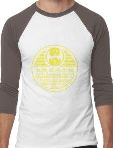 Rand School of Martial Arts Grand Opening Men's Baseball ¾ T-Shirt