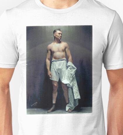 Jack Dempsey (colourised)  Unisex T-Shirt