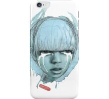 j'aime denis no.4 - je ne t'aime (close-up) iPhone Case/Skin