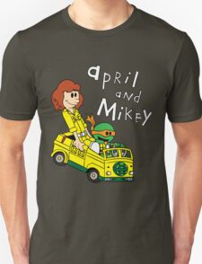 April and Mikey T-Shirt