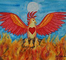 Born of Fire by Asha Hawkesworth