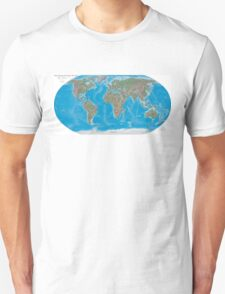 Geography cheat Unisex T-Shirt