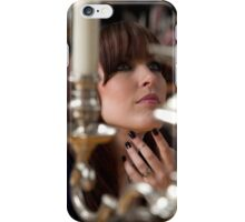 A day out in Greenwich - In the painted chapel iPhone Case/Skin