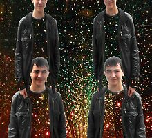 Four times my son in the stars by Sandra Caven