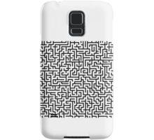 Be your own maze runner Samsung Galaxy Case/Skin