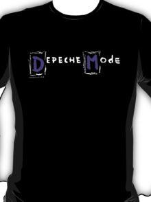 Depeche Mode : Font from SOFAD 1993 T-Shirt