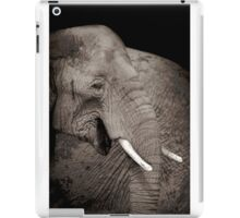Giants of the plains   iPad Case/Skin