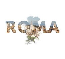 Buona Sera Roma! by softdelusion