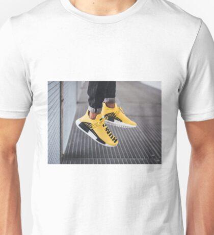 Human Race - Yellow Unisex T-Shirt