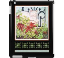 Sweet Potato, Fat Cat iPad Case/Skin