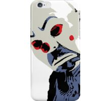 Joker Heist Stencil iPhone Case/Skin