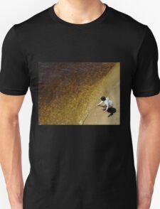 River Gold Unisex T-Shirt