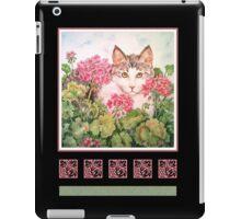 Baby Blossom, Kitten iPad Case/Skin