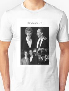 Benedict Cumberbatch and Tom Hiddleston T-Shirt